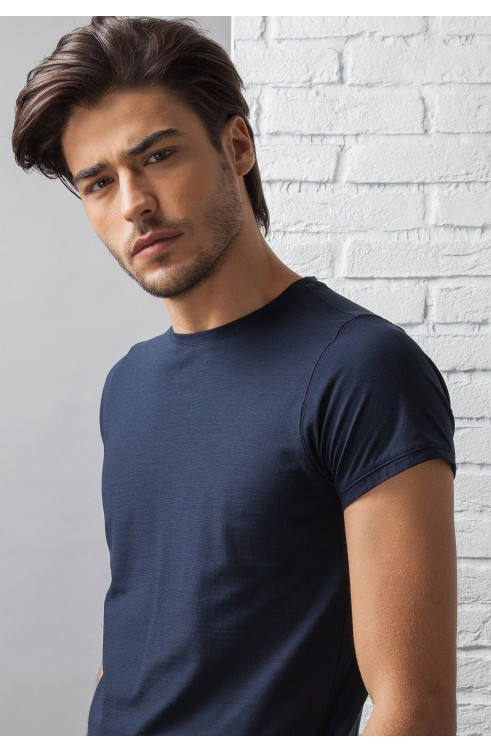 Man T-shirt in Cotton T60...