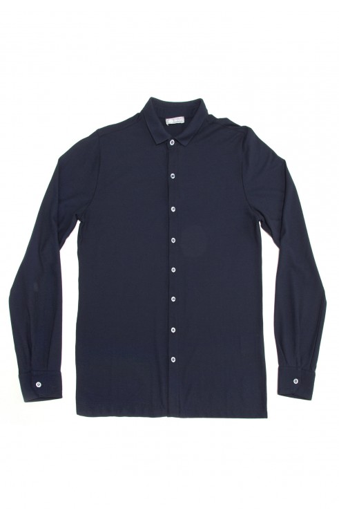 Man Shirt in Cotton C70_2...