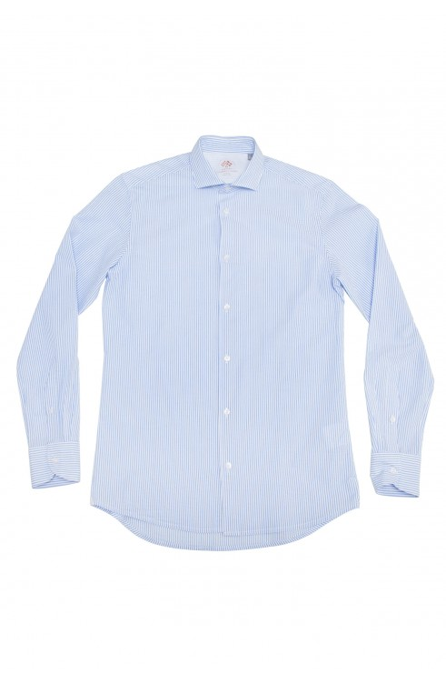 Man Shirt in Cotton C750_KW...