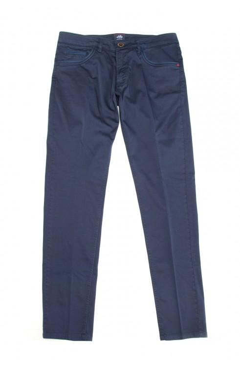 Man Pants in Satin P5T504_R...
