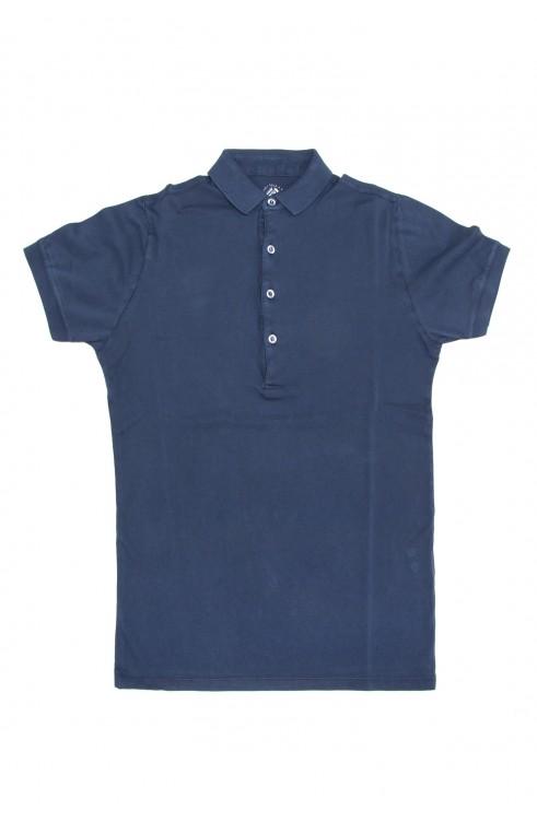 Man Polo Shirt in Cotton...