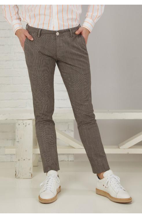 Man Pants in Cotton...
