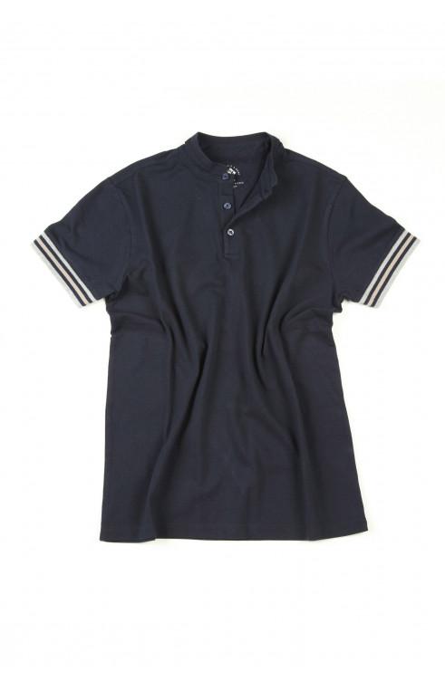 Man Polo in Cotton P41...