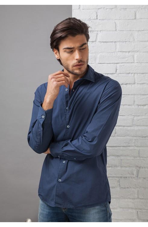 Man Shirt in Cotton C650_OD...