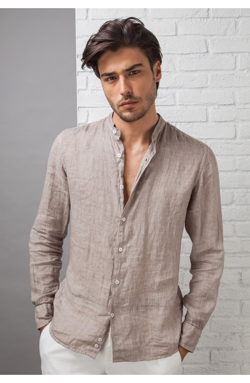 Man Shirt in Linen C657_DF...
