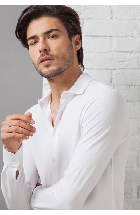 Man Shirt in Cotton C70_2...