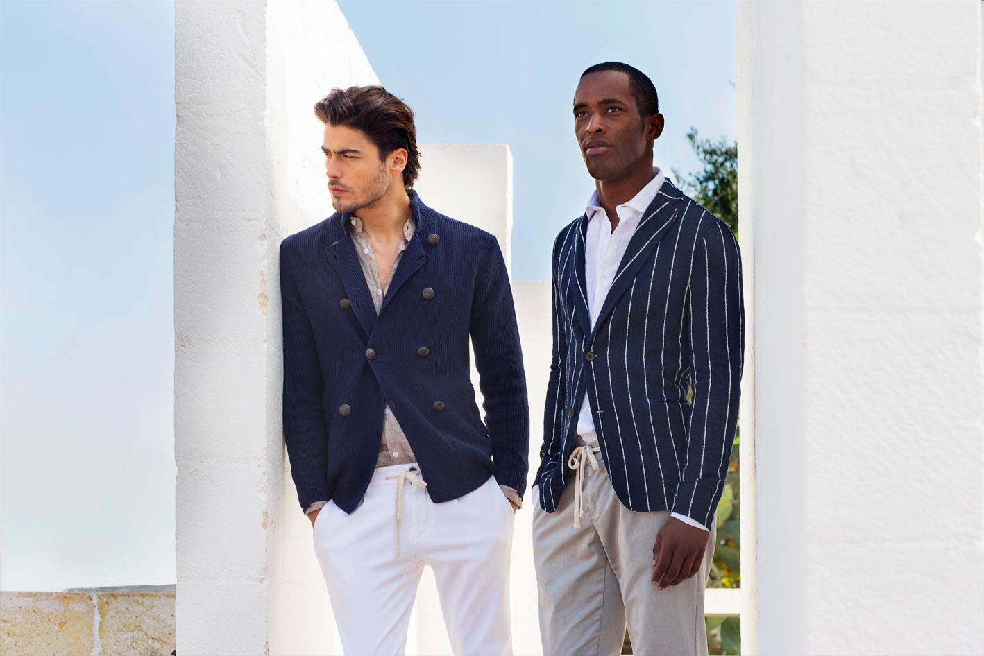b4f1959a2566 FRADI Abbigliamento Uomo Shop On Line Giacche - Pantaloni - Piumini -  Cappotti Uomo Made in Italy